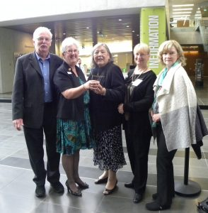 Special Award for Langley